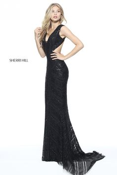 Sherri Hill 51245 - International Prom Association