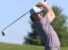 Alex German fired a 72 to capture the boys 16-18 division title at the First National Bank Junior Golf Tour tournament at Willandale Golf Course on Monday.