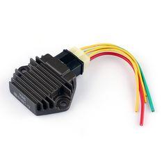 Mad Hornets - Regulator Voltage Rectifier Honda CBR 1100xx 900 600 400 250, CB1, CB 600 500 400 250, Shadow, VTR, VT, NT, NSR, FES, Hornet, Magna, SH691-12, $49.99 (http://www.madhornets.com/regulator-voltage-rectifier-honda-cbr-1100xx-900-600-400-250-cb1-cb-600-500-400-250-shadow-vtr-vt-nt-nsr-fes-hornet-magna-sh691-12/)