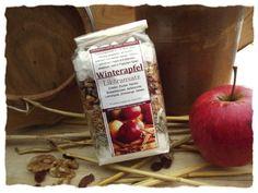 Likörmischung Winterapfel - liqueur mixture apple