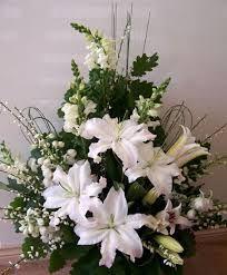 flower arrangements for church weddings - Google Search
