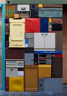 Le Tetris, 2014 | Michael Johansson