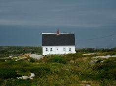 Lone house, Peggy's Cove, NS