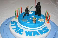 Star wars birthday cake!!    05/25 - Happy Birthday to me! :)