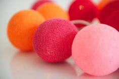 lilla enja - Barnmöbler och Inredning på nätet - Roseship 20-bollar ljusslinga från IrisLights