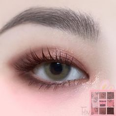 There are many cosmetic business marketing mineral makeups by different names, h. - There are many cosmetic business marketing mineral makeups by different names, however all variatio - Korean Eye Makeup, Korea Makeup, Asian Makeup, Cute Makeup, Makeup Looks, Hair Makeup, Makeup Eyes, Eyebrow Makeup, Ulzzang Makeup