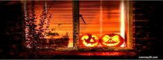 Two Pumpkins that my friend and I made ready for Halloween Halloween Timeline, Halloween Facebook Cover, Diy Halloween Costumes For Kids, Halloween Quotes, Diy Halloween Decorations, Halloween 2020, Halloween Makeup, Happy Halloween, Facebook Timeline Covers