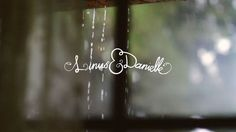 my wedding video will hopefully turn out something like this....linus+danielle • rainy barn wedding on Vimeo