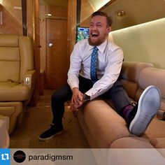 the jet-setter lifestyle of Conor McGregor : if you love #MMA, you'll love the #UFC & #MixedMartialArts inspired fashion at CageCult: http://cagecult.com/mma