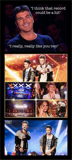 The amazing Bars and Melody Latest Music, Latest Movies, Britain's Got Talent, Bars And Melody, Indian Tv Actress, Simon Cowell, Keep Smiling, Mp3 Song Download, Celebration Quotes