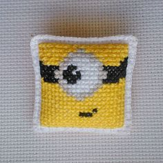 Broche imperdible Minion