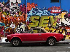 Fiat 124 Spyder by ~wbmj-photo on deviantART
