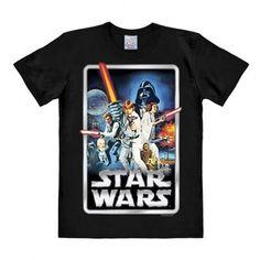 Classic.  www.dirtees.eu #starwars #anewhope #starwarsanewhope #starwarsshirt #dirtees