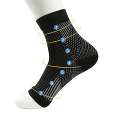a45e168e47 Compression socks for women Comfort Foot Anti Fatigue women Compression  socks Sleeve Women Relieve Swell Ankle sokken