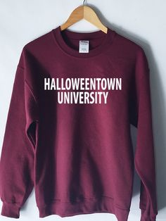 HalloweenTown Movie Sweatshirts, halloweentown sweatshirt, Halloweentown, halloweentown clothing, halloweentown university, Halloween Shirt Ideas, Halloween Gift Ideas
