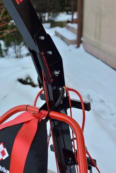 MONOTRIKE - Ultralight hang glider trike