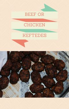 Chef Marisa Churchill made a favorite delicious Greek meal of her Beef Keftedes on The Talk. It's easy to use chicken instead of beef for this recipe. http://www.foodus.com/the-talk-marisa-churchill-beef-keftedes-recipe/