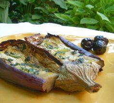 Une recette parfaite pour ma rubrique « goût de la simplicité » : peu d'ingrédients et l'aubergine en vedette. J'ai découvert cette recette, il y a une bonne dizaine d'année, lors d'une virée dans les Alpilles. C'était le printemps, il...