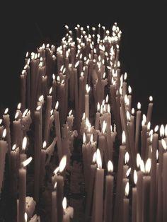 Candlelight. Always.