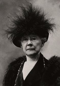 Mary Cassatt, the great American painter who gained fame as the only female member of the Parisian Impressionists.