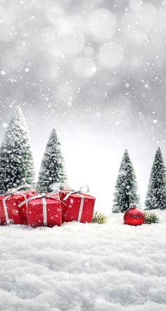 IPhone X Beautiful Wallpaper, Christmas Background (Part Christmas Scenes, Christmas Mood, Noel Christmas, Merry Christmas Wallpaper, Holiday Wallpaper, Christmas Backdrops, Christmas Decorations, Illustration Noel, Christmas Poster