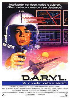D.A.R.Y.L., 1985.