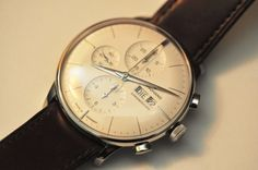 Longhans Chronoscope Mens Watch