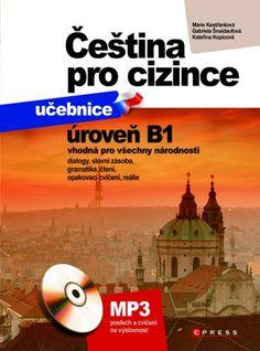 Čeština pro cizince B1 +cvičebnice