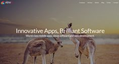 Creatives of World's smallest continent have never suffered from a lack of stimulation, just take a glance at the best Australian website designs and you'll see it yourself.