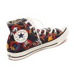 7119d3c132c1 Converse All Star Chuck Taylor Looney Tunes 2013 Limited Model sneakers  JAPAN
