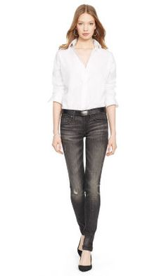 12bb12e45c Tompkins Skinny Jean - Polo Ralph Lauren Skinny   Legging - RalphLauren.com