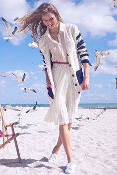 Fashion gallery for nautical styles