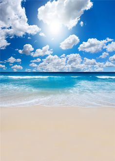 Sky Sea Printing Studio Backdrop Vinyl Photography Prop Background 5x7ft HCM356 | eBay
