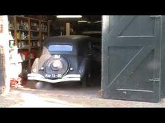 The legendary Citroen Traction 22cv 8 cylinder - YouTube