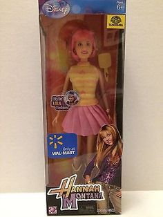 (TAS003495) - Disney - Hannah Montana - Stylin Lola Fashion