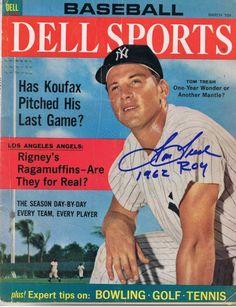 Dell Sports Baseball (1963)