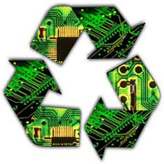 E-Waste Recycling #recycle