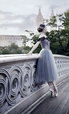 Ballet in l~ Central Park NYC
