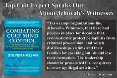 Jehovah's Witnesses child sex abuse scandal
