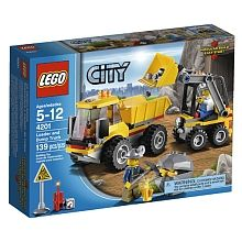 """LEGO City - Loader and Tipper (4201) - Lego - Toys""""R""""Us"""