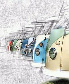 VW T2 art