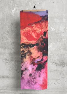 Floating - Modal Scarf by Johanna Leipold + art for everyday life Vida Design, Tie Dye Skirt, Studio, Artworks, Studios