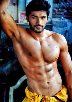boys sexy male indian model