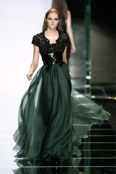 Ellie Saab. I just died. I WANT this for gala