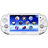 PlayStation Vita (Playstation Vita) Wi-Fi Model Crystal · White (PCH-1000 ZA 02) 【Manufacturer end of production】