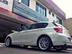 BMW 118i @ Fibra de Carbono