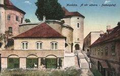 Munkatsch (Munkács - Mukatschewe), Festungshof Die Habsburger, Hungarian Women, Kaiser Wilhelm, Roots, Mansions, History, House Styles, Life, Birthing Center