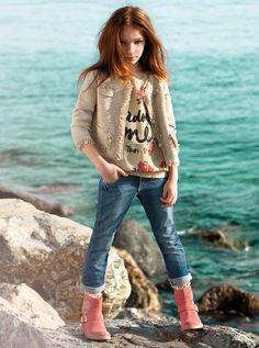 Twin-Set, marca de moda para niñas > Minimoda.es