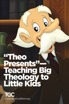 """""""Theo Presents""""—Teaching Big Theology to Little Kids The ministry of Theo Presents is a testimony of God's provision and power. http://www.thegospelcoalition.org/article/theo-presents-teaching-systematic-theology-little-children"""