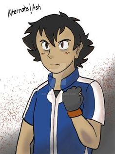 From Ashes to Ashes AU - Alternate!Ash by AuFigirl Ash Ketchum, Disney Characters, Fictional Characters, Friends, Life, People, Amigos, Fantasy Characters, People Illustration